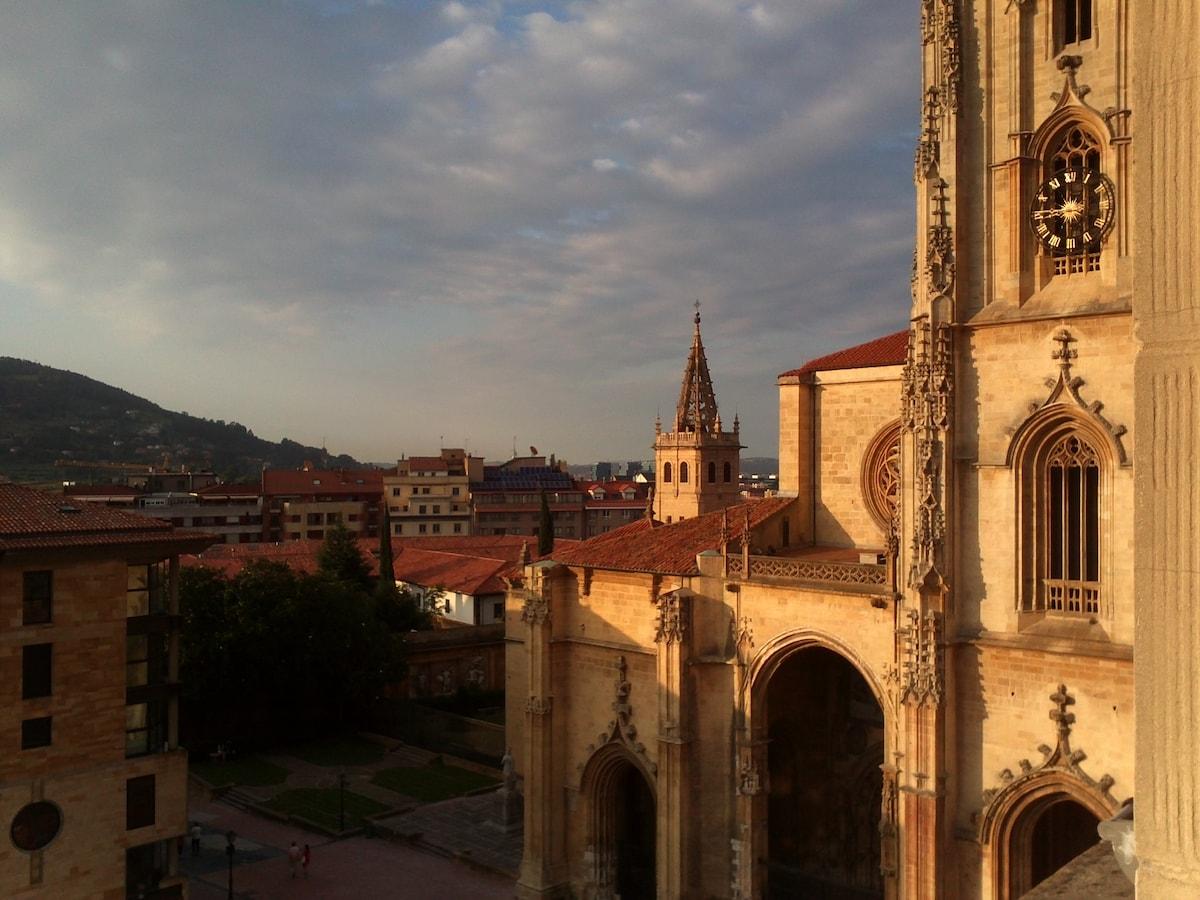 Piso rústico Plaza de la Catedral