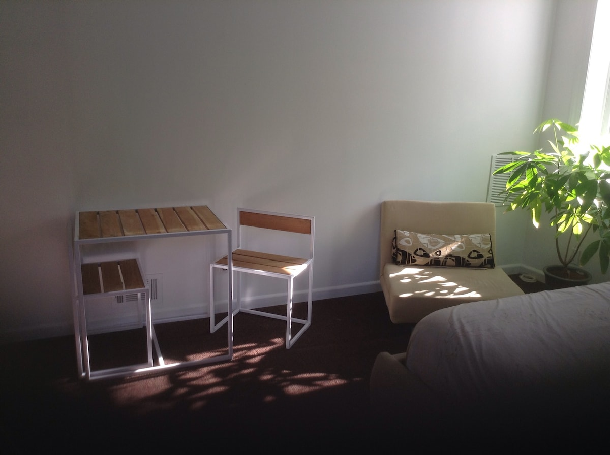 Bright  studio In the village