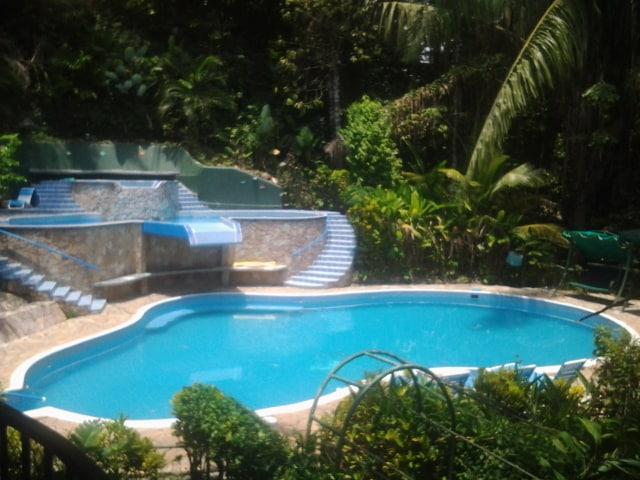 JungleVilla 3BRa, A/C, 3 Pools