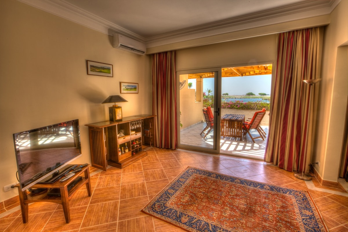 Privat apartment in Soma Bay