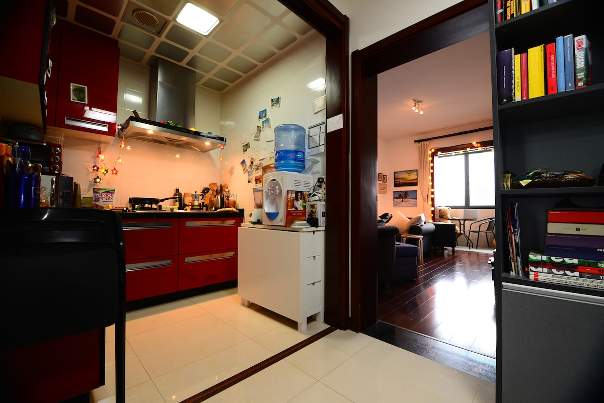 Cool apartment, French concession