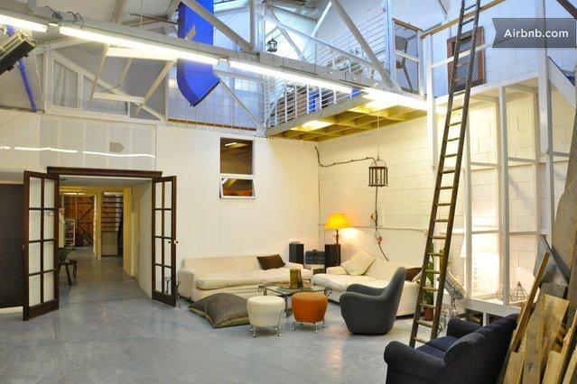 Creative warehouse