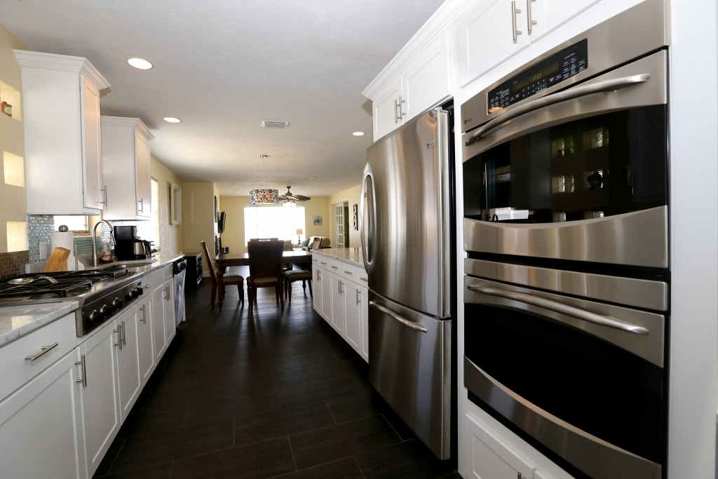 Preparing Meals Is Not A Chore In This Professional Grade Kitchen W/ Ocean Views