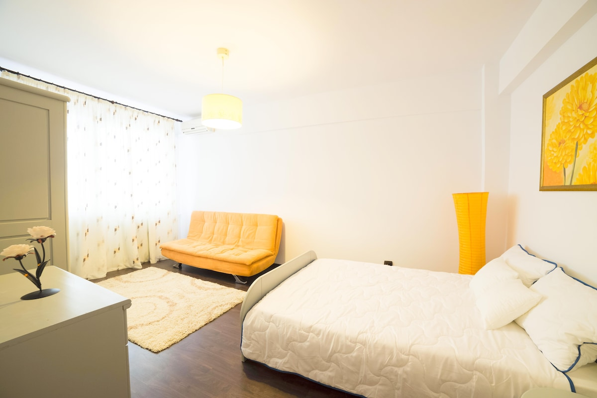 Central Cityview Apartment