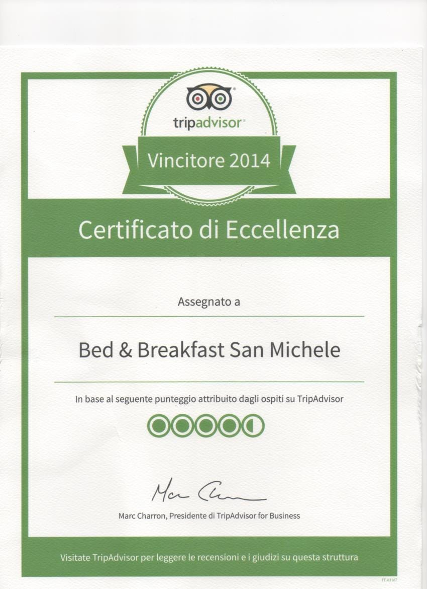Bed & Breakfast San Michele