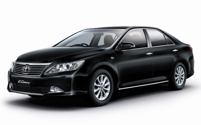 FREE limousine  transfer from the airport!