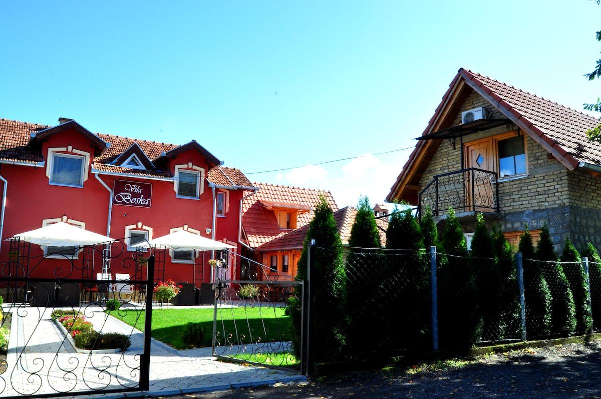 Vila Boska Palic Exterior Day 2