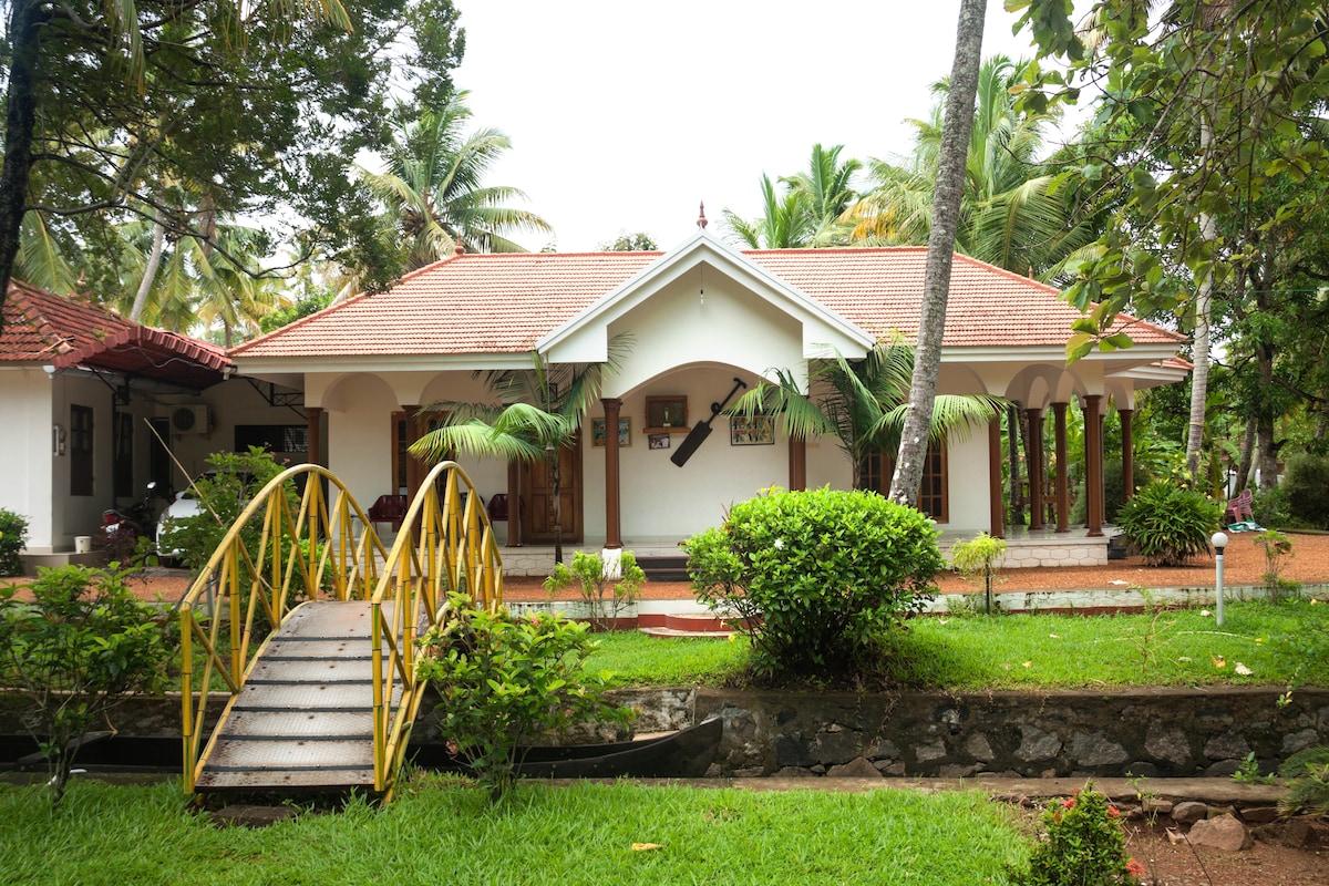 Kumarakom homestays Coconut creek