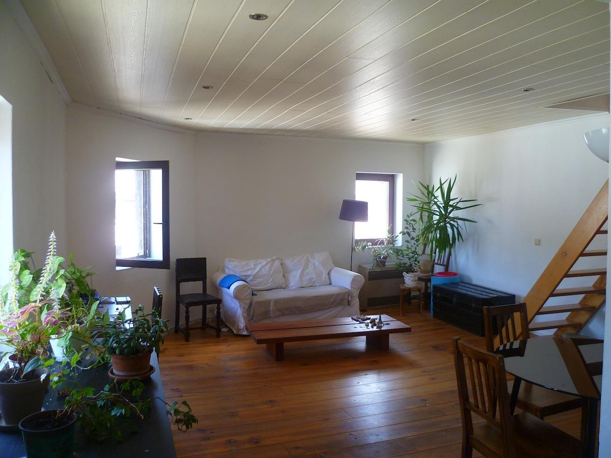 Bright 2 Bedroom Apartment