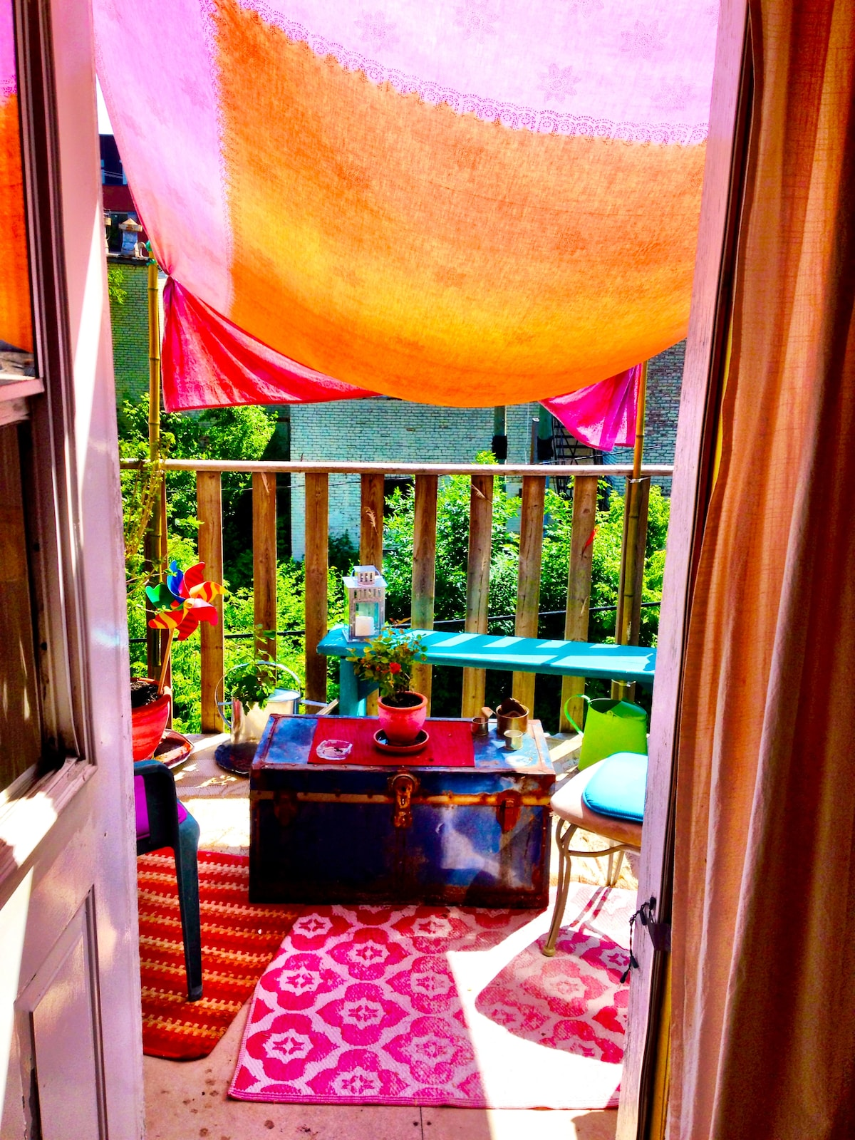 Charming room near metro 1to 3 pers
