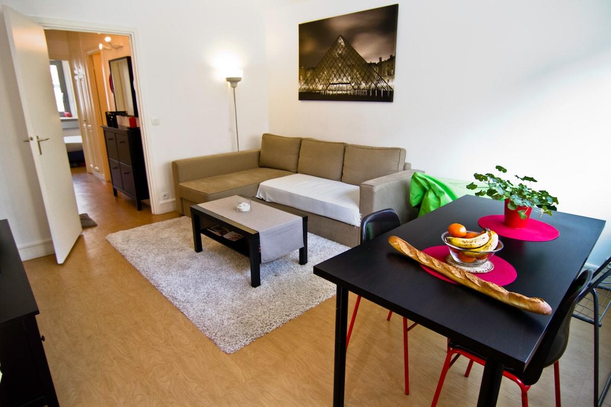 Lovely apartment near Eiffel Tower