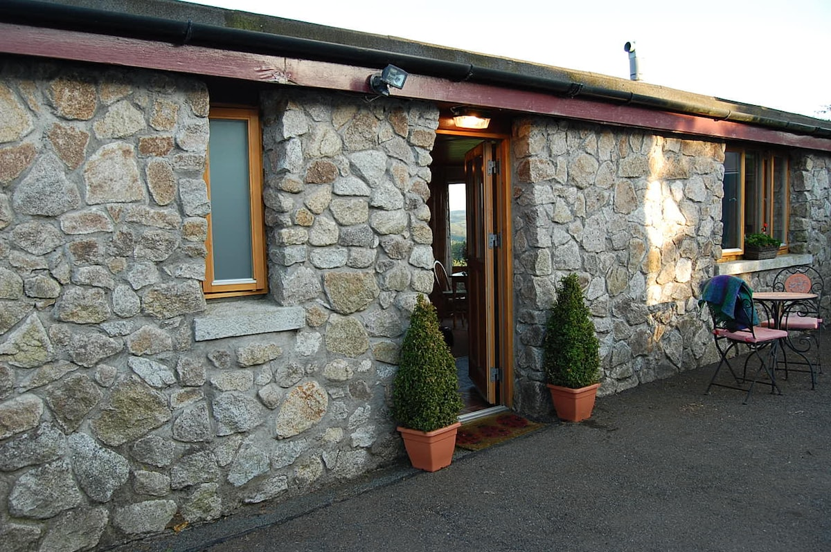 Exterior of hill walkers cosy retreat