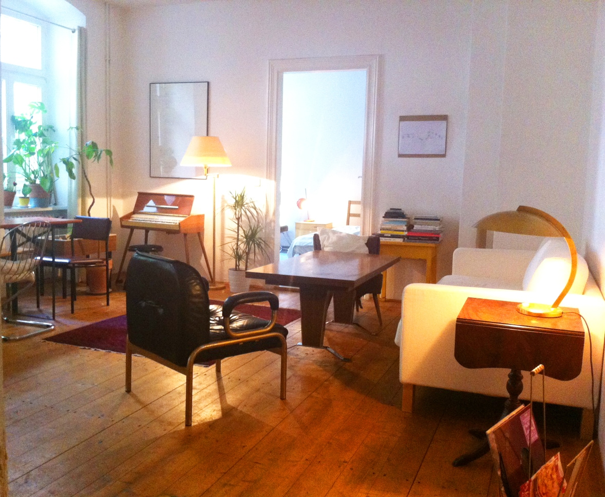 Comfortable flat - 2 rooms, Berlin