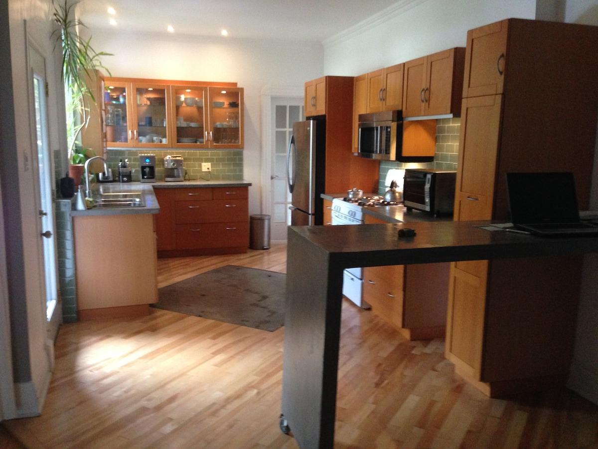 Bel appartement dans Rosemont