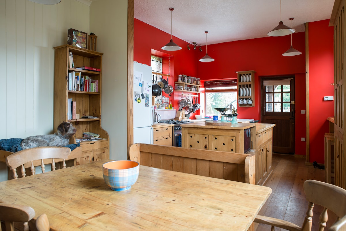 Large 3 Bed House - Self Catering