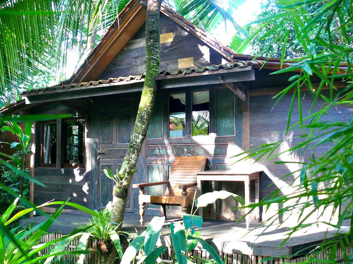 Rumah Kampung....cozy and comfy