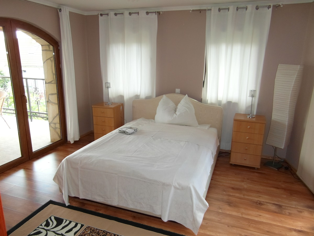 3 Badroom Luxus Flat with Terasse