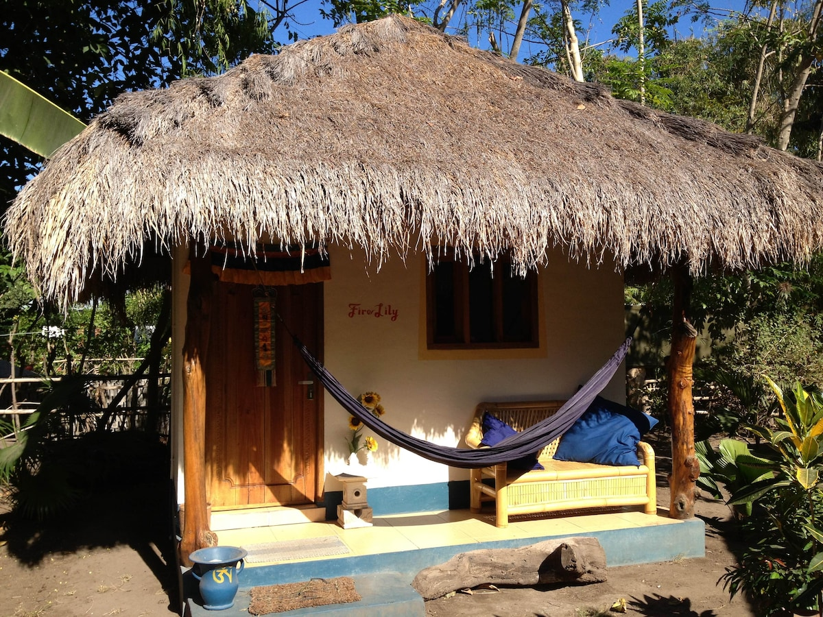 New private bungalow for couples