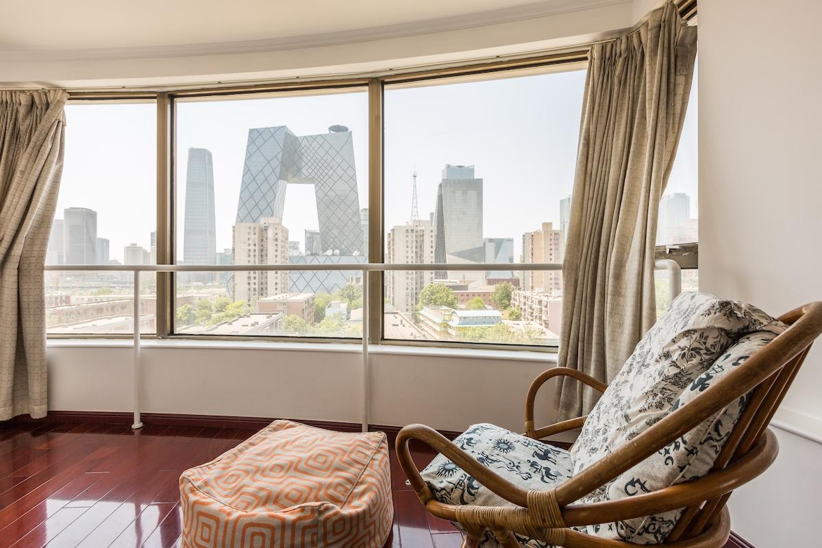 Comfy 3 bedrooms in CBD center