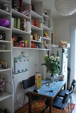 Jolie chambre Place Clichy