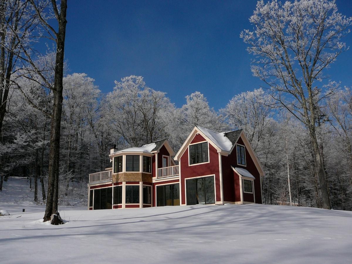 Sugarbush/Mad River Ski Season