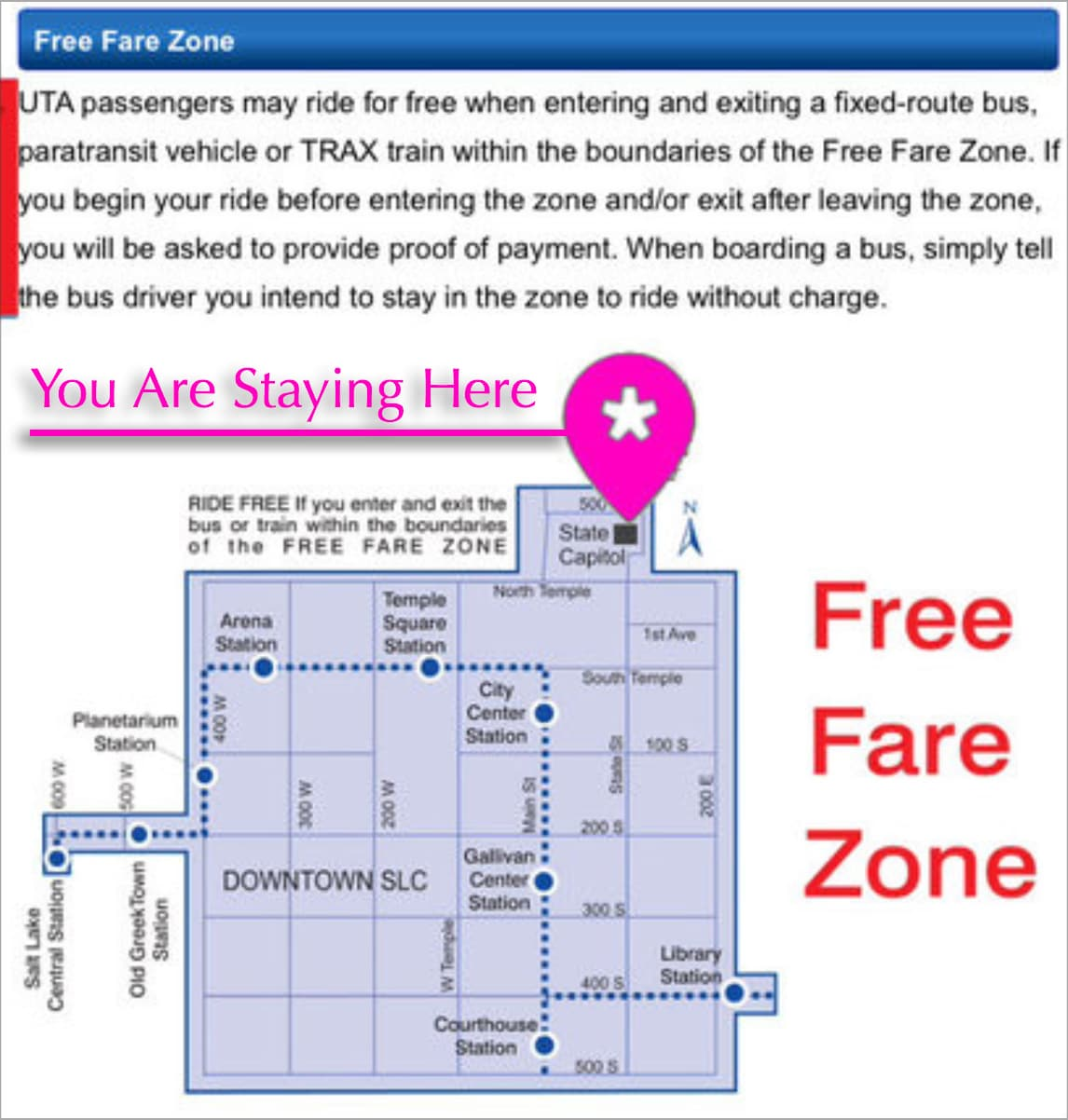 Take the Bus from this property anywhere downtown for FREE.