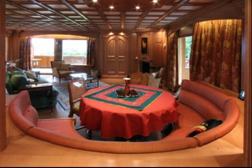 Prestigious stay in Crans Montana