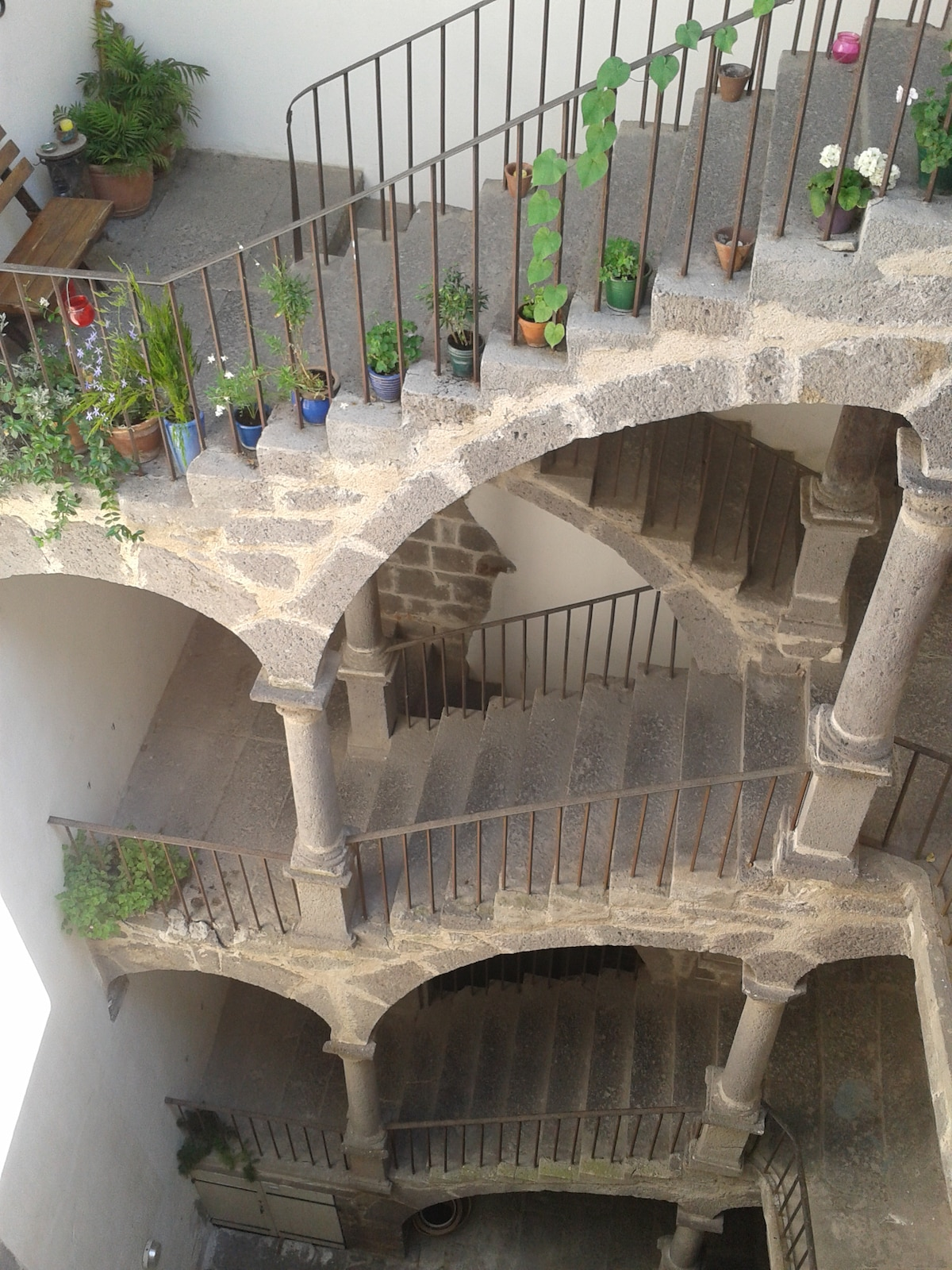 17th Century Staircase