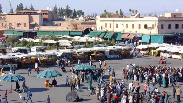 Marrakech - Nice Riad  - Free Wifi