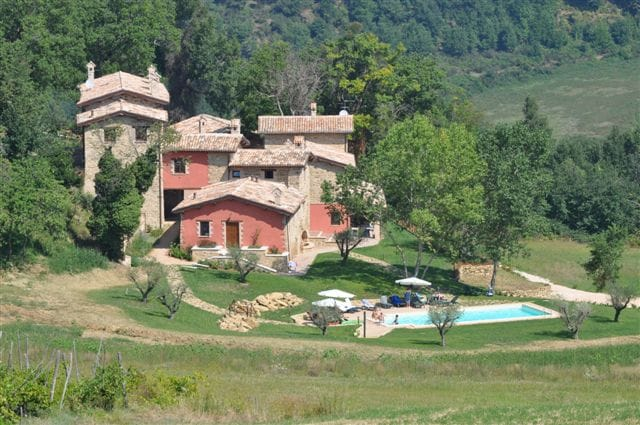 Dream hamlet in Le Marche