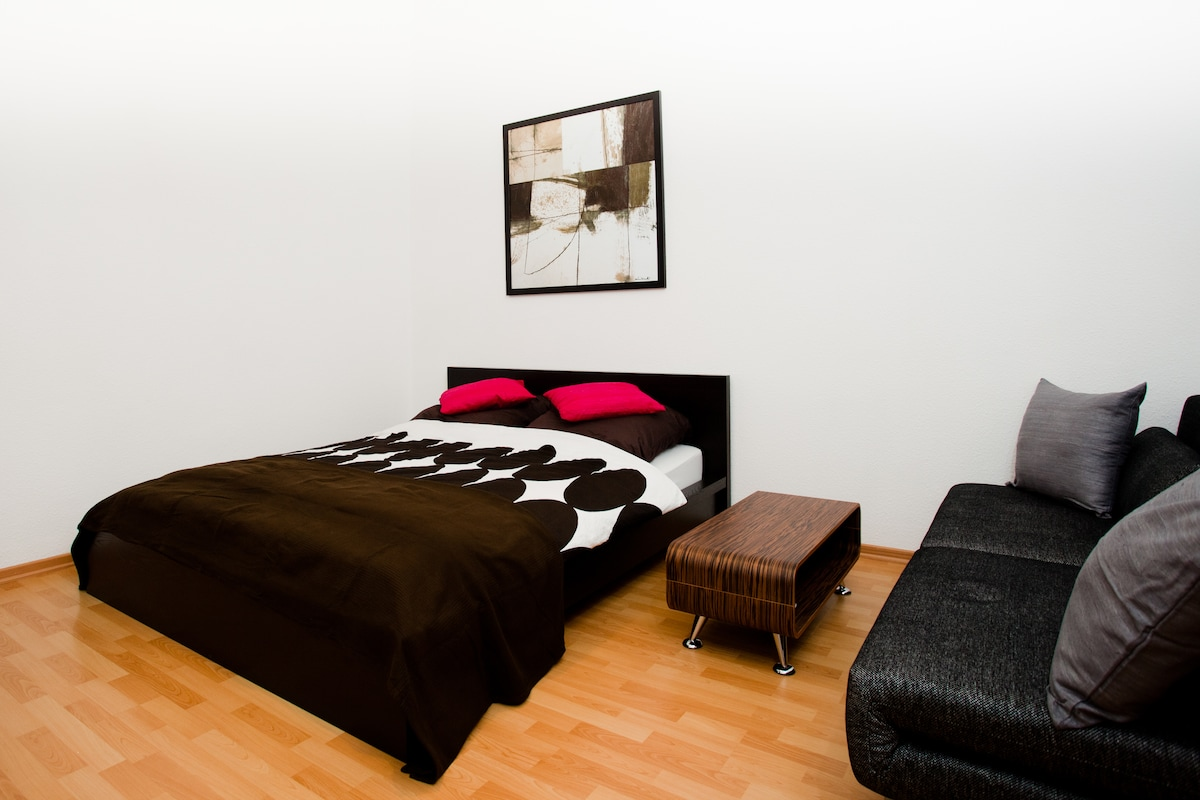 Spacious & quiet apt near Mauerpark