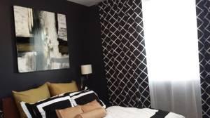 Modern Hotel Inspired Bedroom