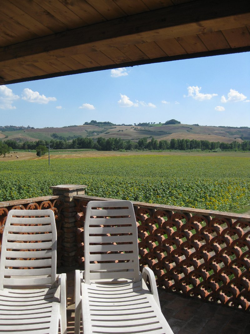Apt Gelsomino: Relax Terrace and overview