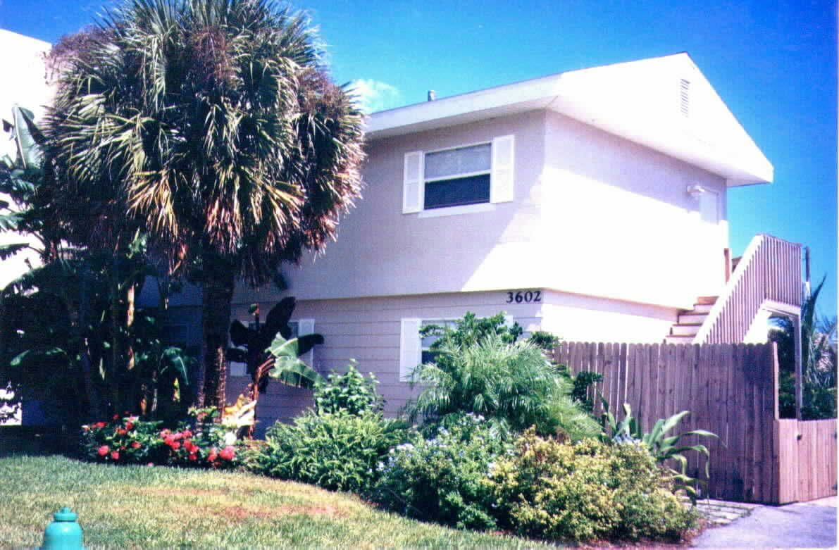 The Cocoa Beach Cottage