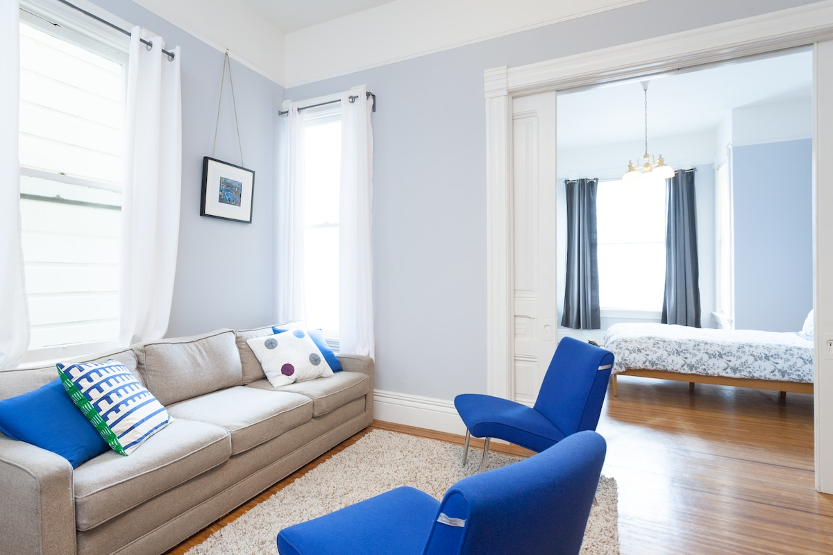 Gorgeous 1 BR in Noe Valley