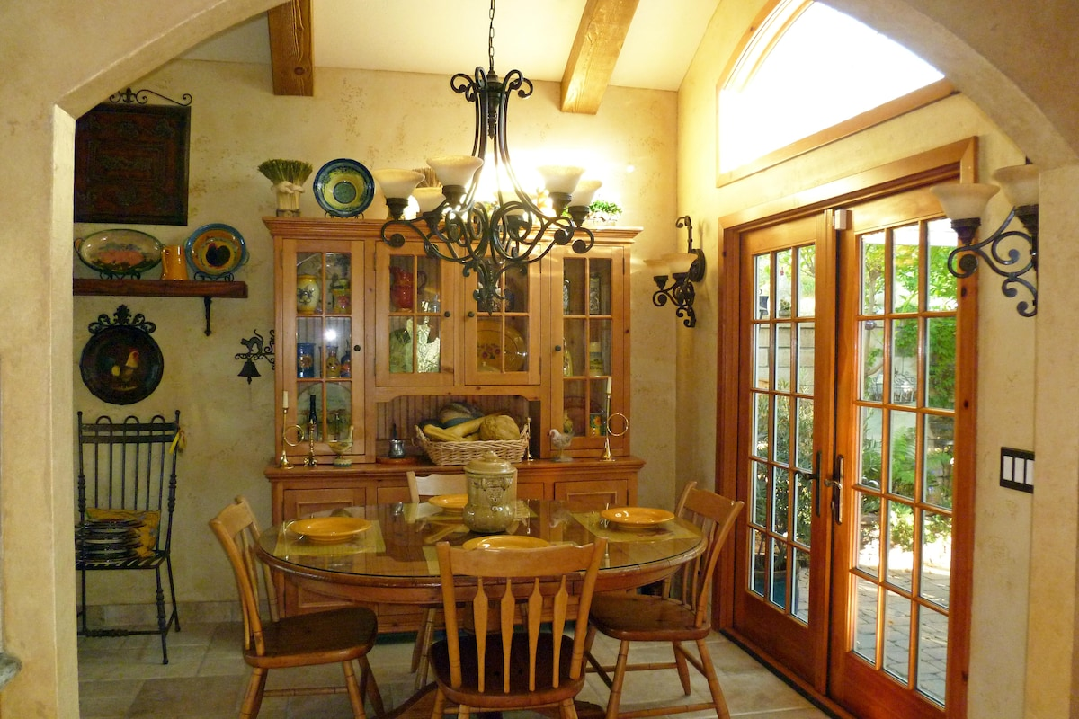 French Inspired Home Mission Viejo