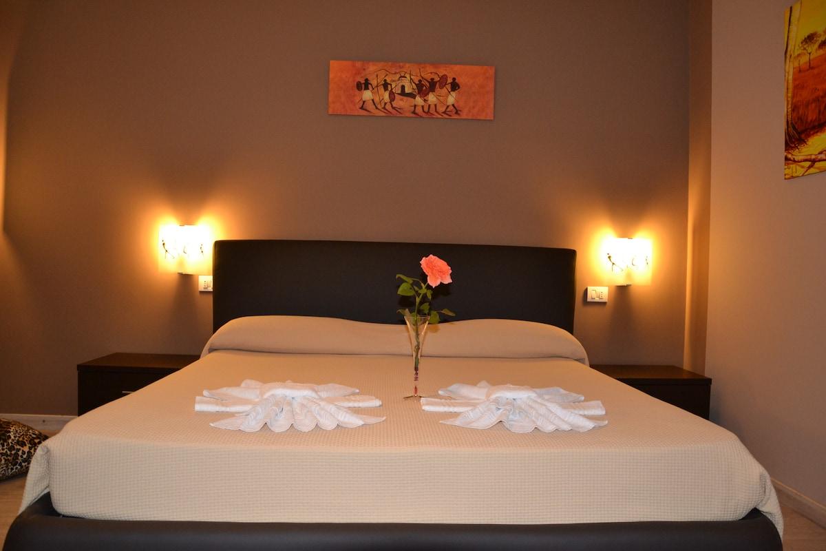 Bed & Breakfast+ shuttle service