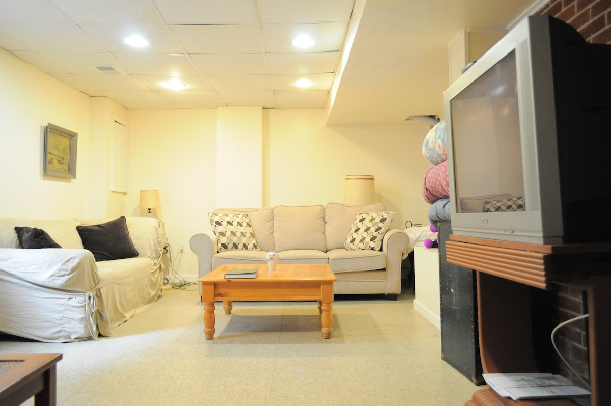 2 Bedroom Private Condo Suite -
