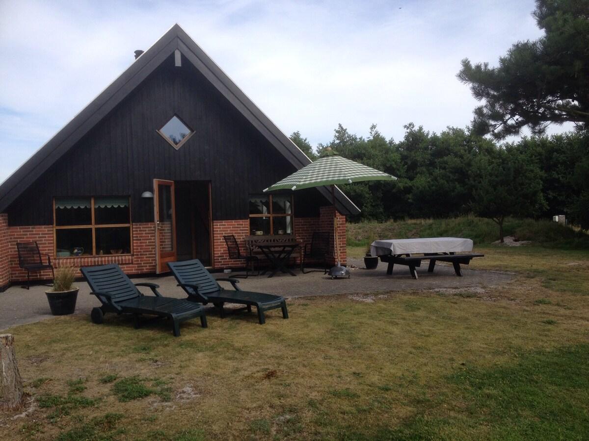 Lovely summerhouse at Fanø