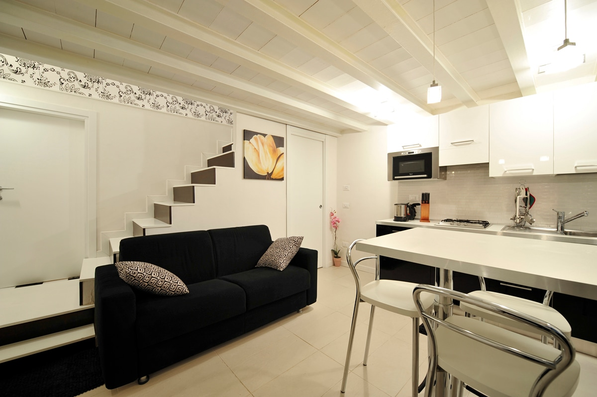 BIENNALE LOFT-WIFI FREE 2 BEDROOMS