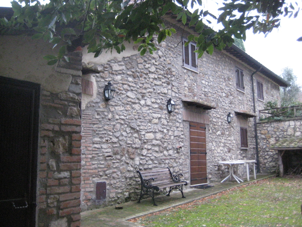 Wonderful Farmhouse in Tuscia!!