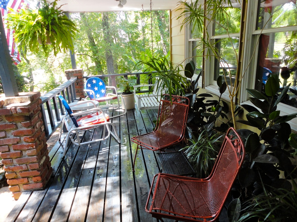 Front Porch Glider chairs Swing