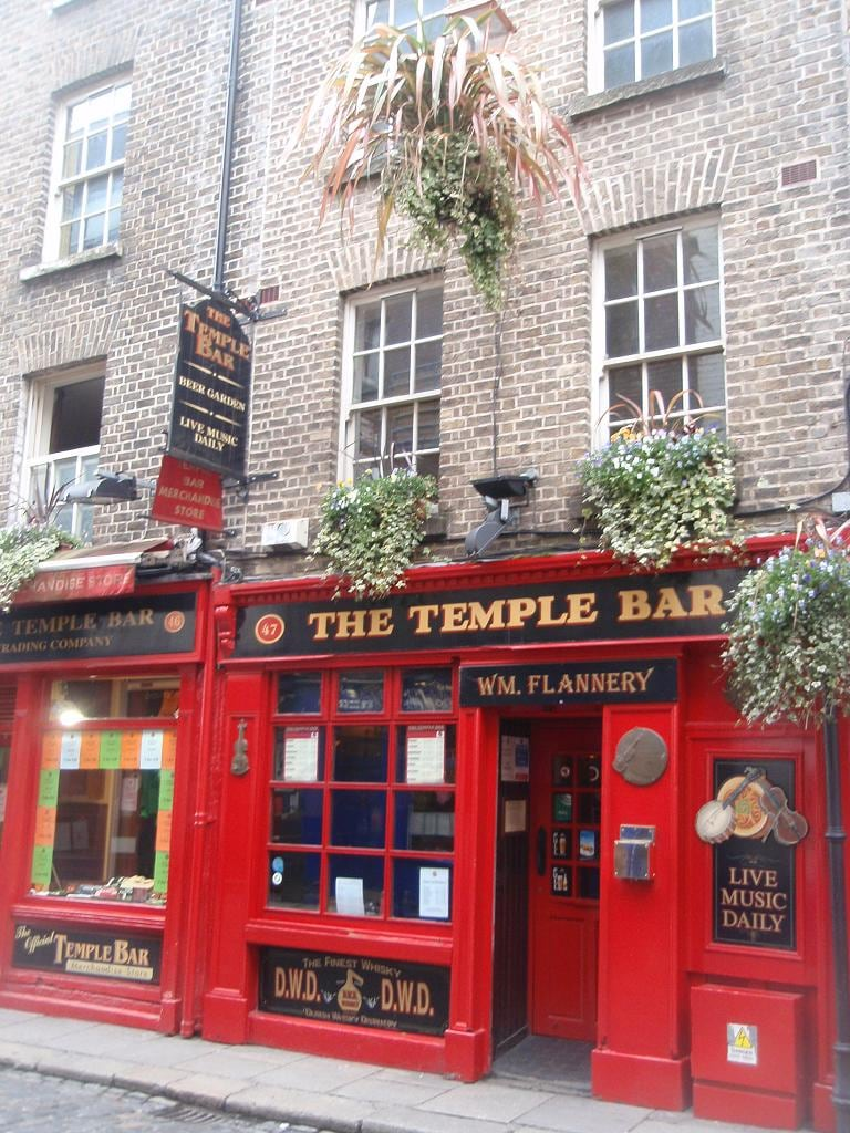 1/Bedroom in theHeart of Temple Bar