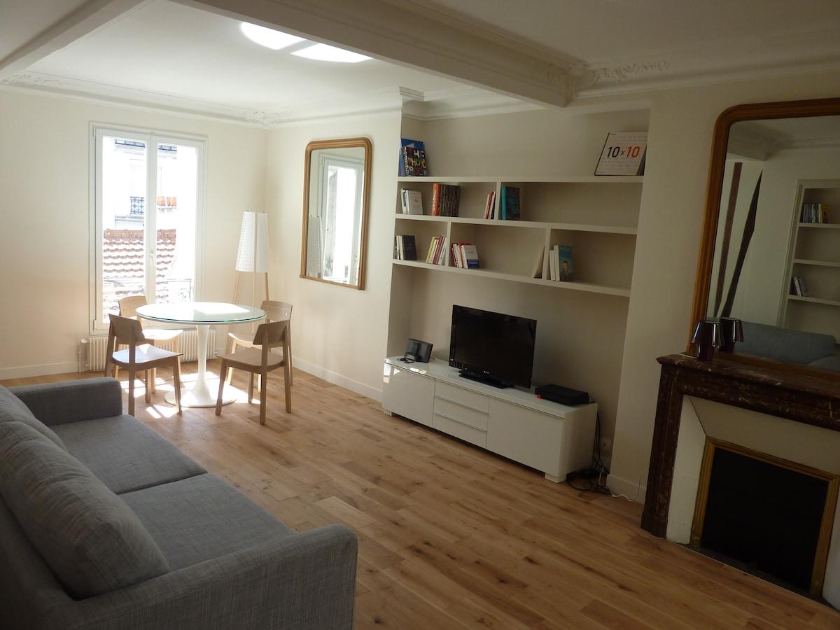 Le salon - living room