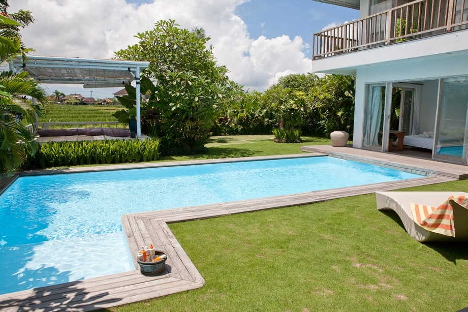 Pool with gazebo, perfect to relax!