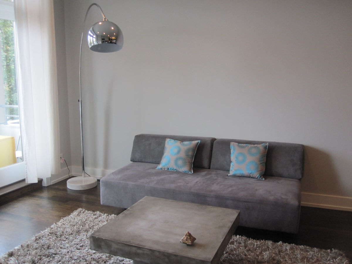 Bucktown Ultra Modern Room in Condo