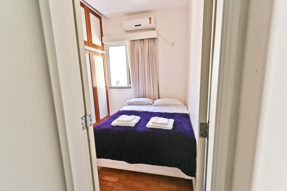 Great suite in Ipanema apartment
