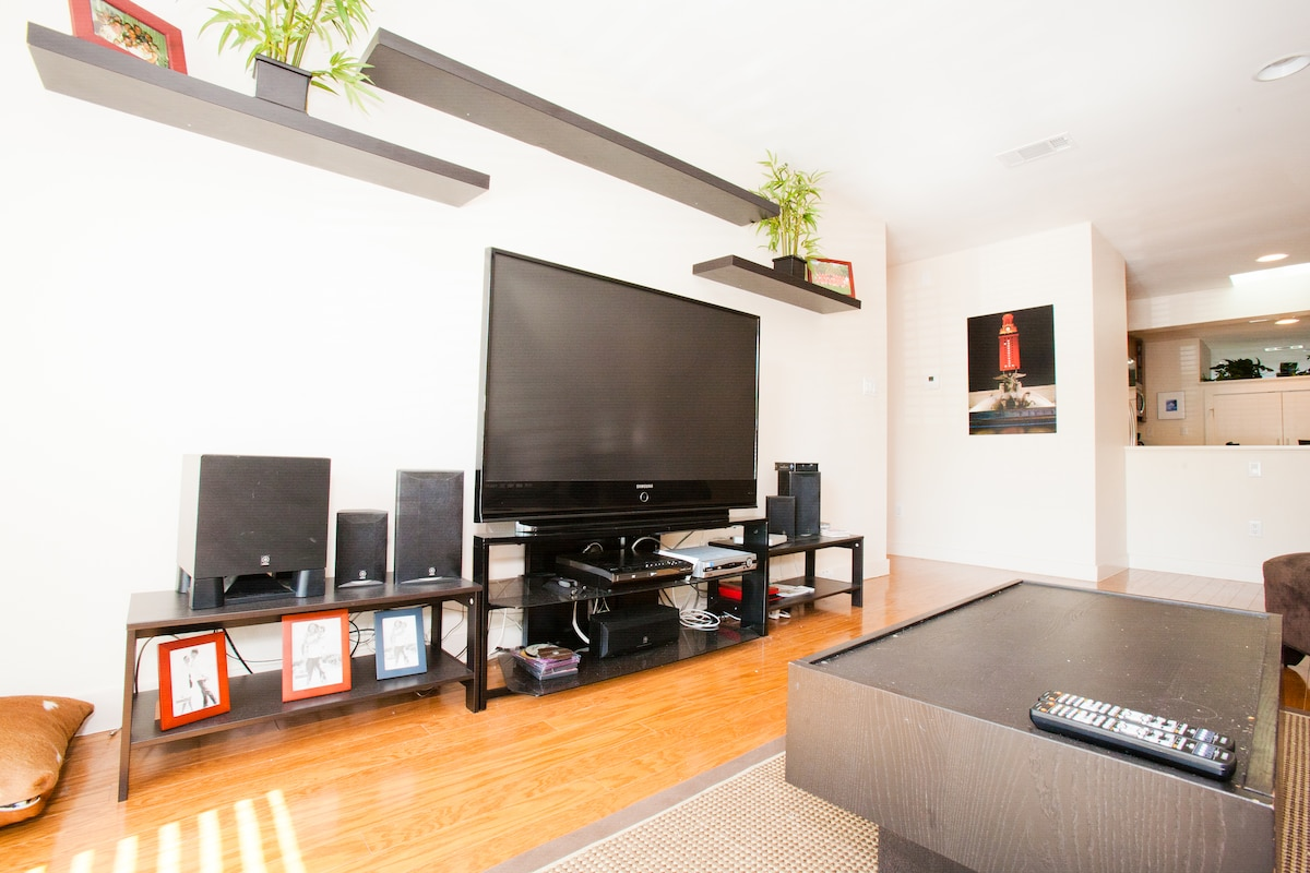 2BR/2BA Downtown Walk to Everything