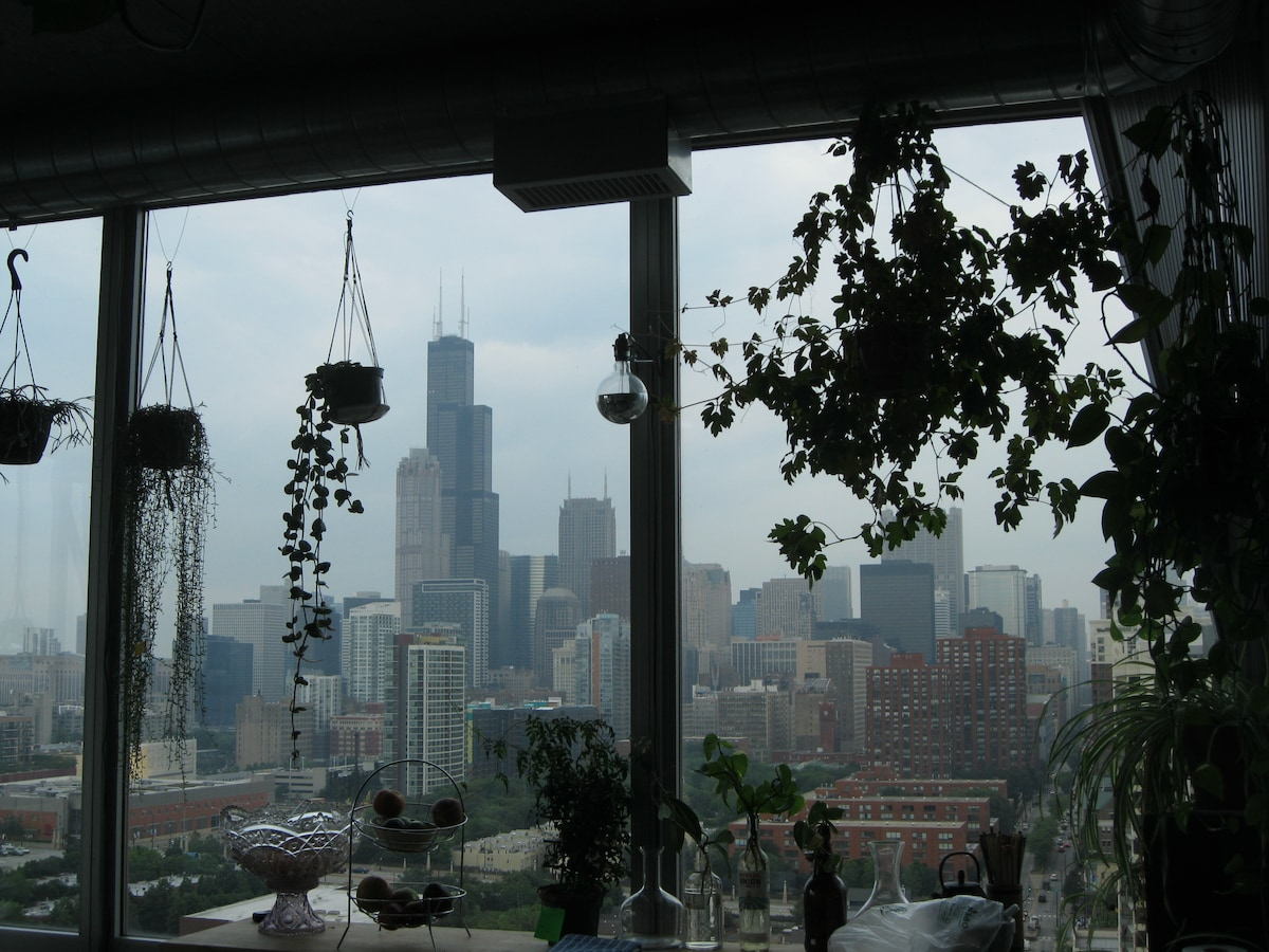 beautiful view, super convenient