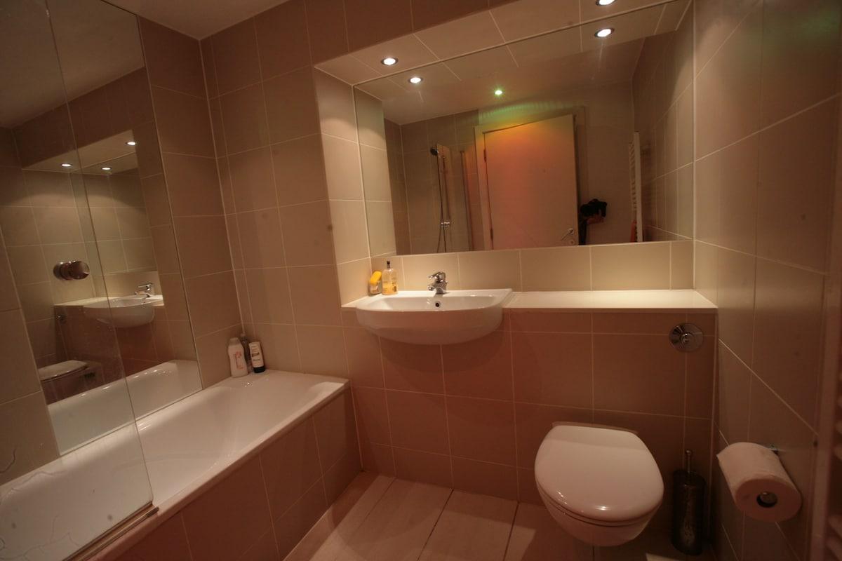 communal shared Bathroom
